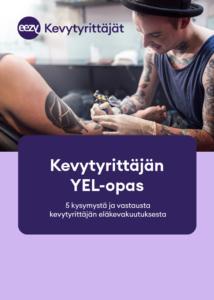Kevytyrittäjän YEL-opas